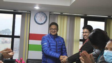 Photo of राष्ट्रिय सहकारी बैंक लिमिटेडको नायव महाप्रबन्धकमा किशोर प्रसाद बिमली नियुक्त