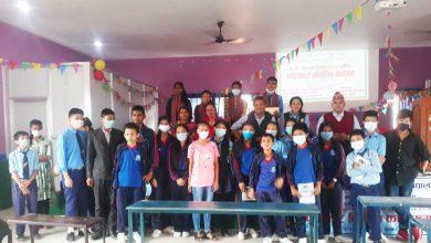 Photo of राष्ट्रिय बाल दिवसको अवसरमा वक्तृत्वकला प्रतियोगिता