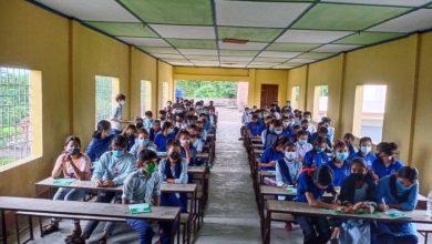 Photo of मेचिनगगरमा राष्ट्रिय बाल दिवसको अवसरमा विद्यार्थीहरुलाई वित्तीय साक्षरता