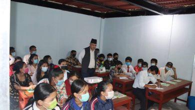 Photo of युवा तथा विद्यार्थीहरुलाई वित्तीय साक्षरता तालिम